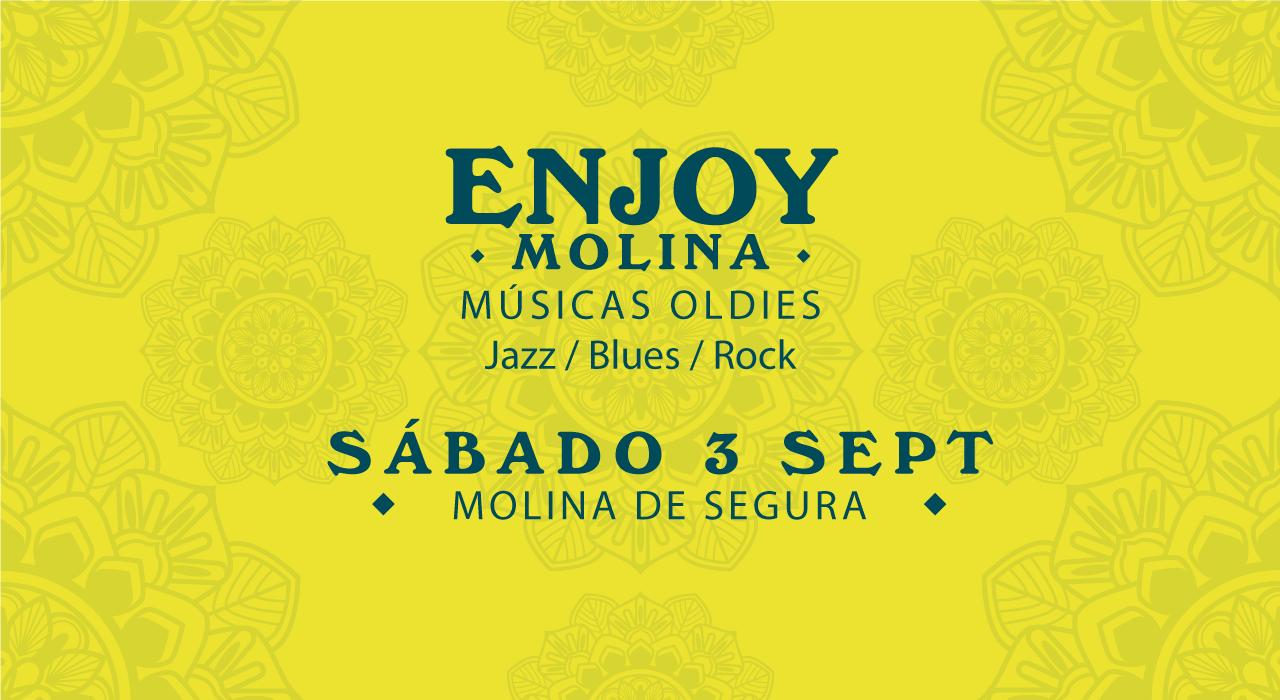 Enjoy Molina, para amantes de lo 'oldie'