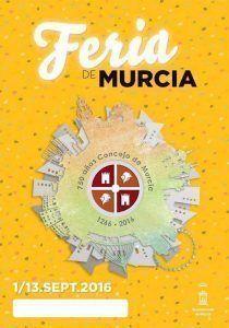 Cartel Feria Murcia 2016
