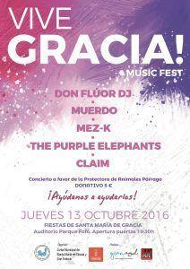 Viva Gracia! Music Fest