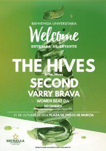 Welcome Murcia 2016
