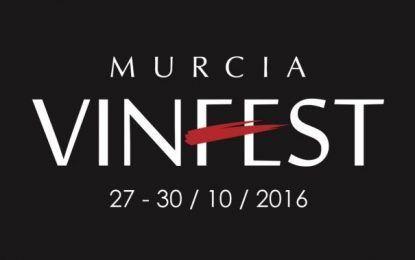 Llega el Murcia Vinfest: El festival del vino y la cultura en Murcia del 27 al 30 de octubre