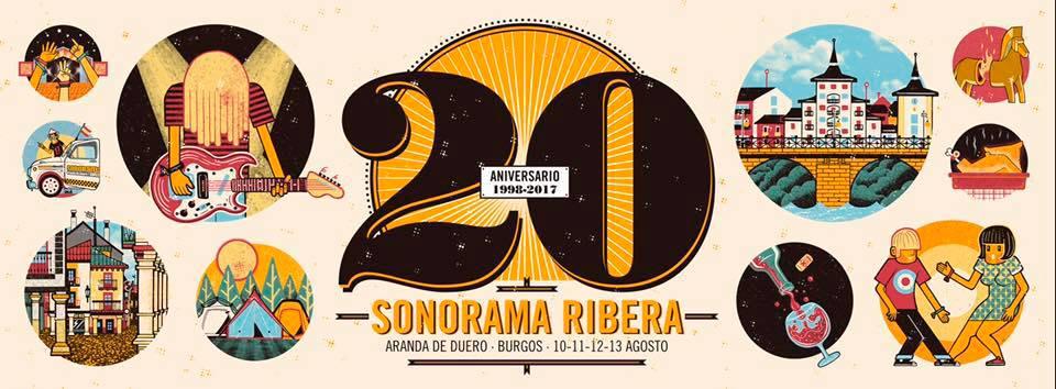 Sonorama Ribera 2017: Confirmados y entradas