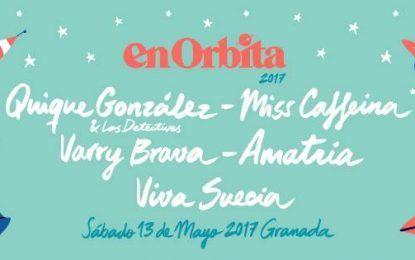 En Órbita 2017: Confirmaciones y entradas
