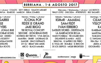 Arenal Sound 2017: Confirmaciones y entradas