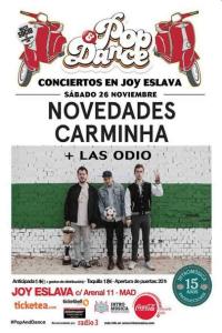 Novedades Carminha Madrid