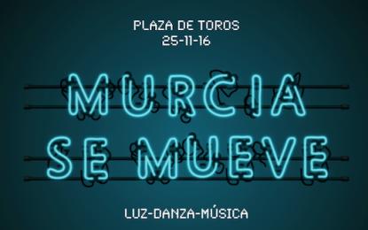 Murcia Se Mueve vuelve el 25 de noviembre con Les Castizos y Wally López entre otros