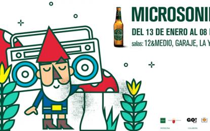 Microsonidos 2017: Grupos y fechas