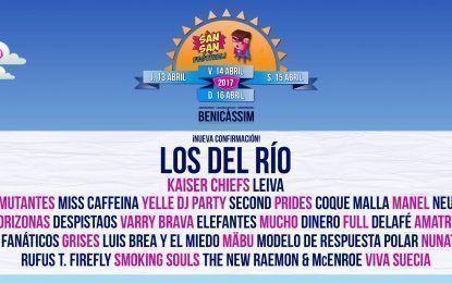 SanSan Festival 2017: Confirmados y entradas