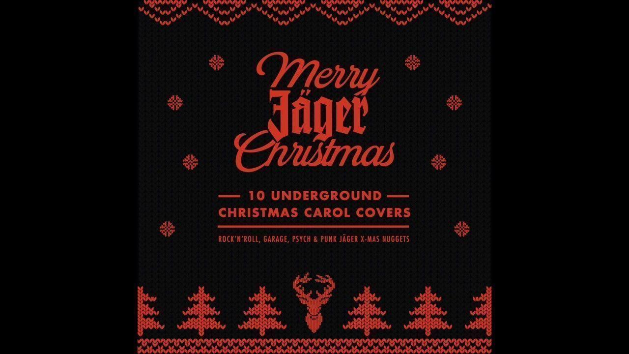 Los grupos Jägermusic entonan villancicos en el recopilatorio 'Merry Jäger Christmas'