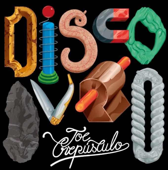 Joe Crepúsculo presenta 'Disco Duro' el 17 de febrero