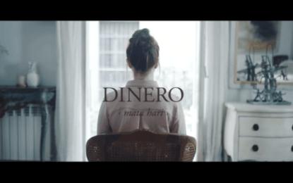 Dinero estrena el clip de 'Mata Hari', tema adelanto de su próximo disco