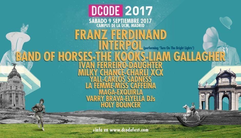 DCode Festival 2017: Confirmados y entradas