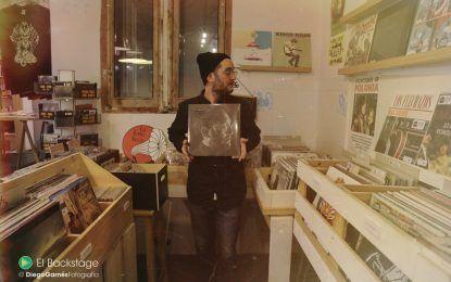 "Elphomega: ""Mi meta es hacer discos que perduren"""