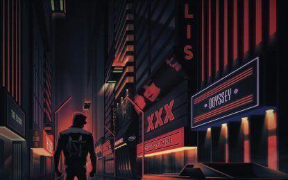 Nightcrawler presenta su videotour 2016 y reedita en vinilo su primer álbum, 'Metropolis'