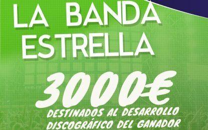 Concurso La Banda Estrella en sala El Santo