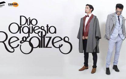 Dúo Orquesta Regalizes presenta su nuevo disco en Madrid y Murcia