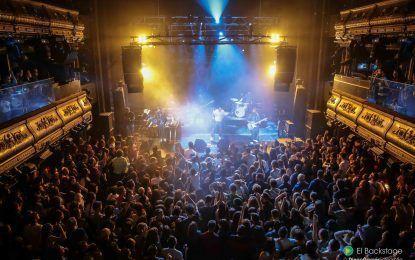 Varry Brava hizo bailar a 800 personas con su nuevo directo en Joy Eslava