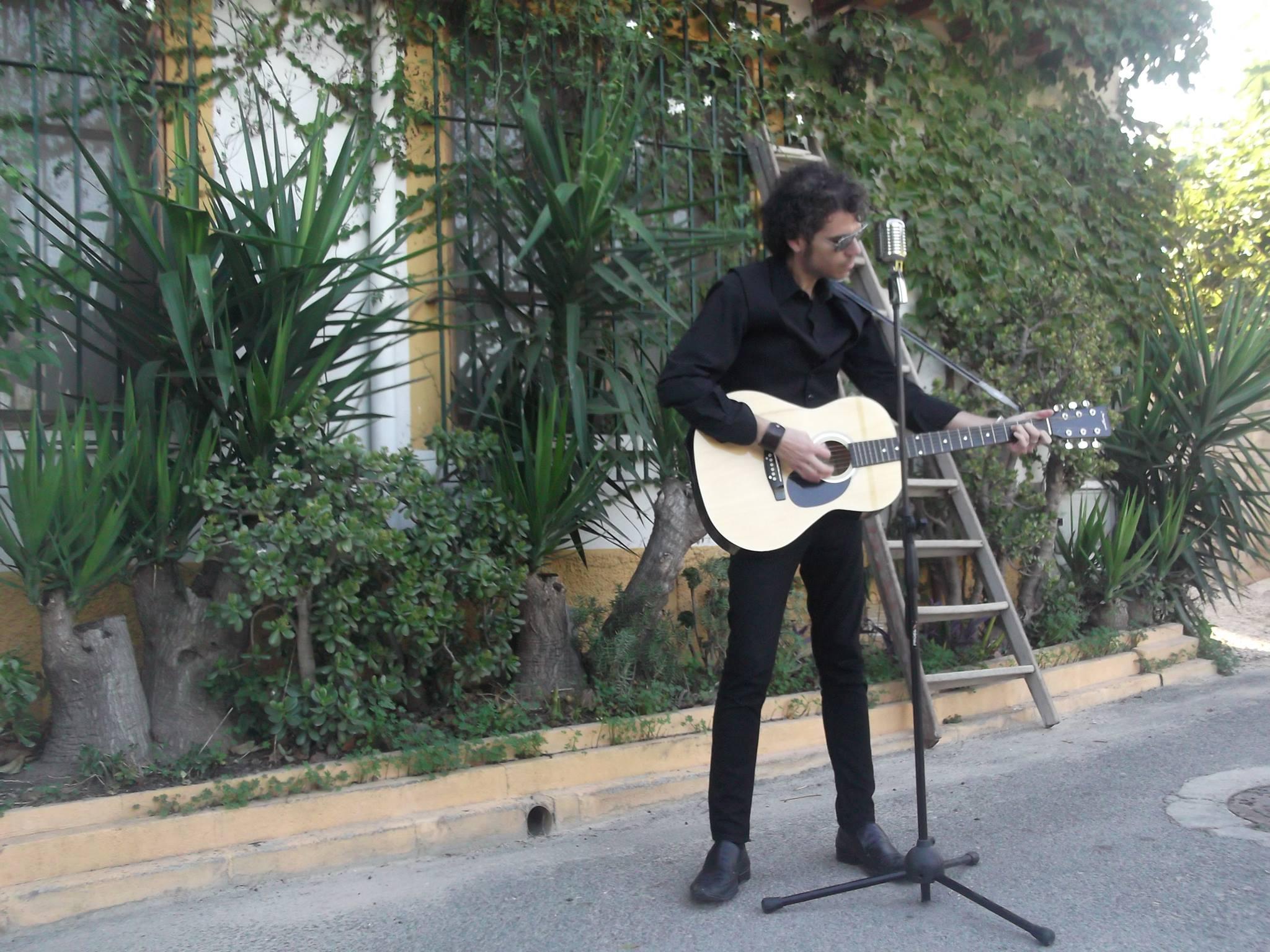 Ruben Ayllón: Gira presentación '76'