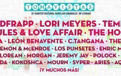 Tomavistas 2017: Confirmaciones y entradas