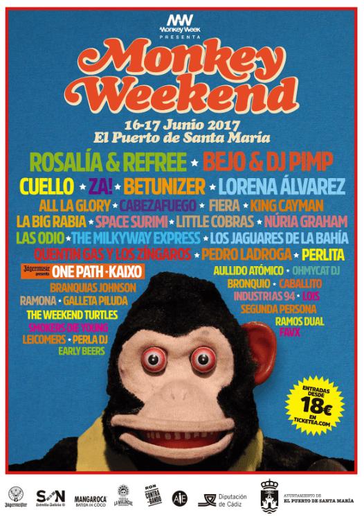 Monkey Weekend