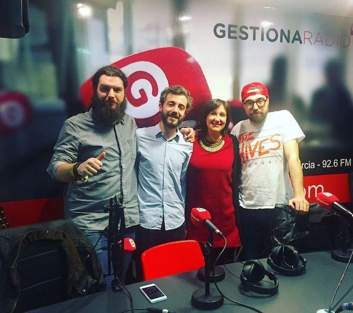El Backstage en Gestiona Radio Capítulo 5: Kessels