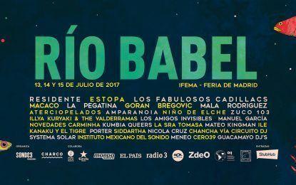 Nace un nuevo festival en Madrid: Río Babel inundará la ciudad con lo más refrescante de la música nacional e internacional