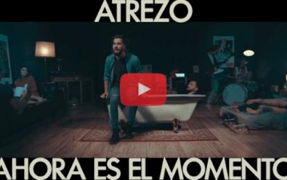 Atrezo lanza 'Ahora es el momento', su nuevo videosingle
