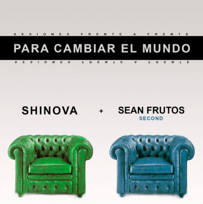 Shinova presenta el single 'Para cambiar el mundo' con Sean Frutos de Second