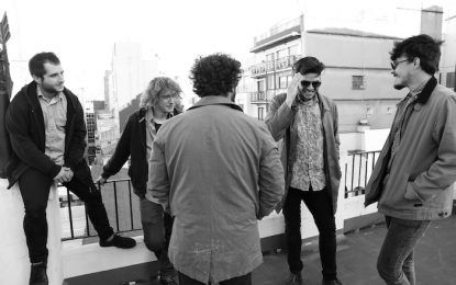 La Hora del Té presenta su nuevo disco en Murcia el 5 de mayo