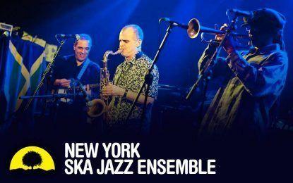 "New York Ska-Jazz Ensemble: ""La música es la lengua universal"""