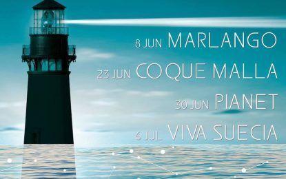 Vuelve Con Vistas Al Mar, los conciertos íntimos en la bahía de Cartagena