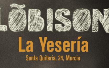 Lõbison en concierto en La Yesería