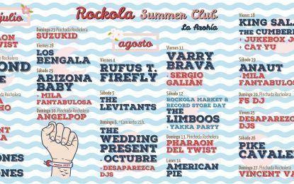 Programación Rockola Summer Club 2017