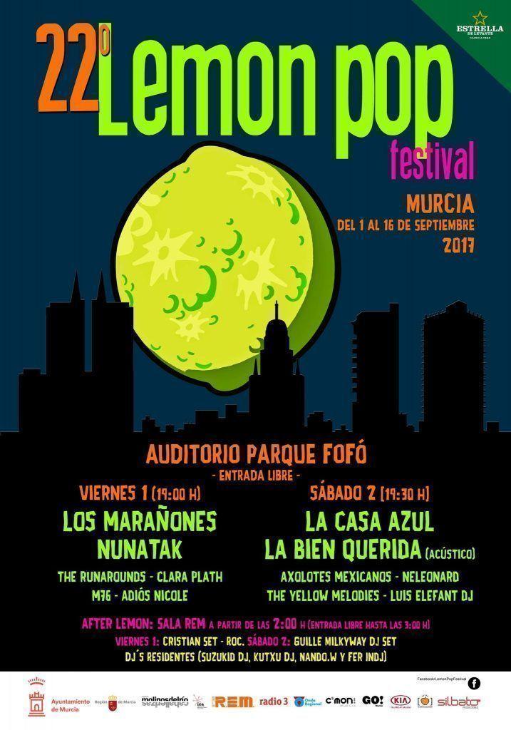 Lemon Pop 2017