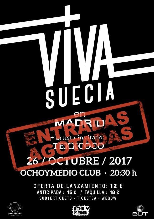 Viva Suecia Madrid