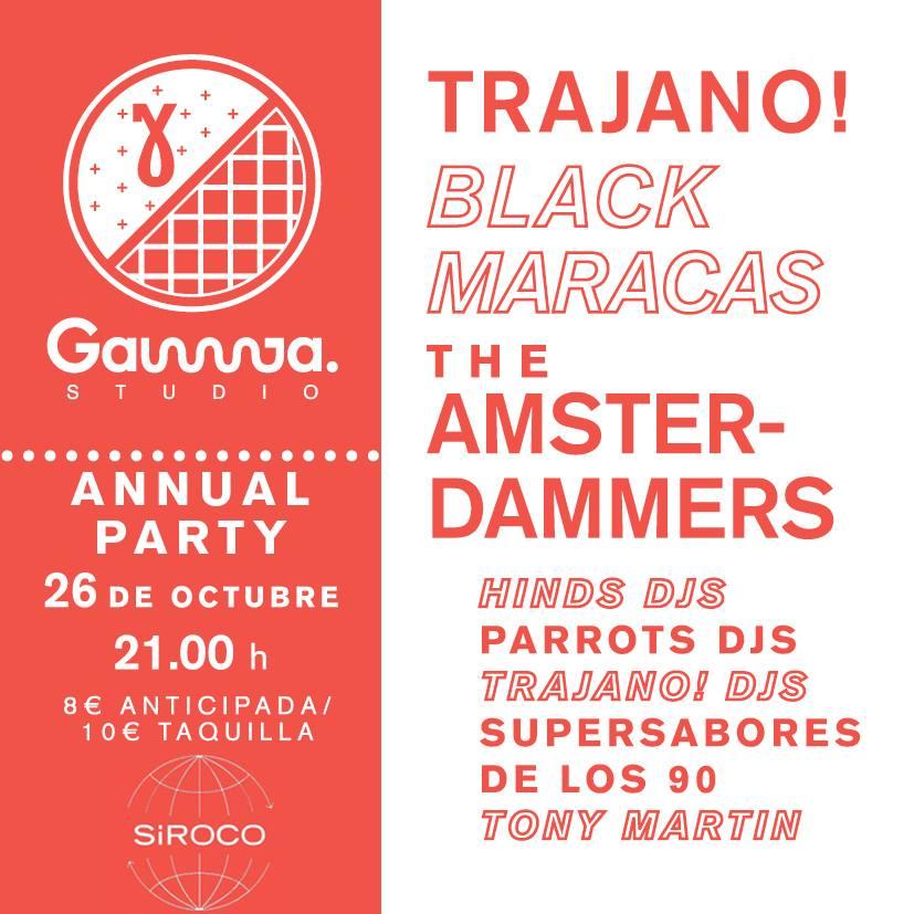 Gamma Studio Annual Party