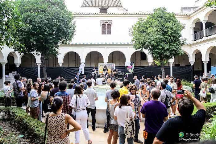 El Monkey Week se asienta en Sevilla como el mayor escaparate de grupos emergentes