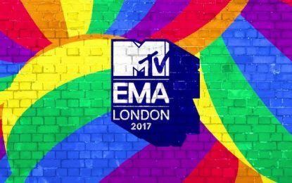 Nominados a los MTV EMA 2017