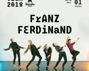 Franz Ferdinand encabeza el cartel del Vida Festival 2018