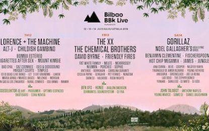 Bilbao BBK Live 2018: Confirmaciones y entradas