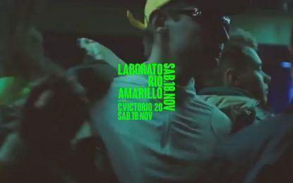 Laboratorio Amarillo – Nu Clubbing: Aquella vez que fuiste de fiesta a Berlín estando en Murcia