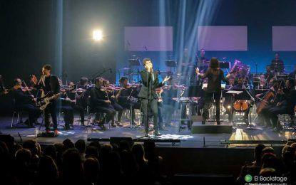 Second brilla con dos conciertos históricos junto a la Orquesta Sinfónica de Murcia