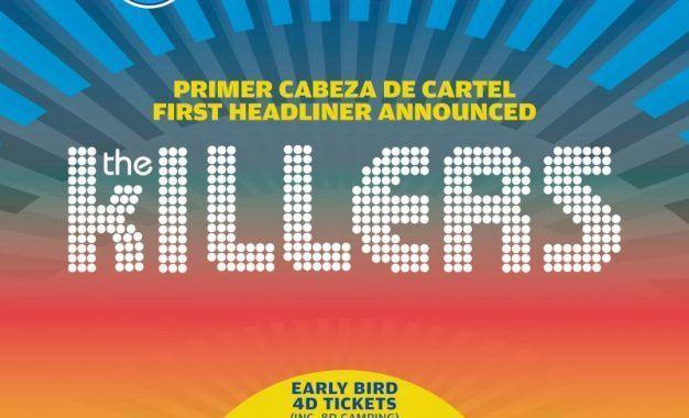 The Killers, primer cabeza de cartel del FIB 2018
