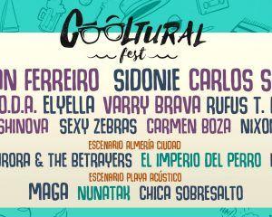 Nace Cooltural Fest en Almería