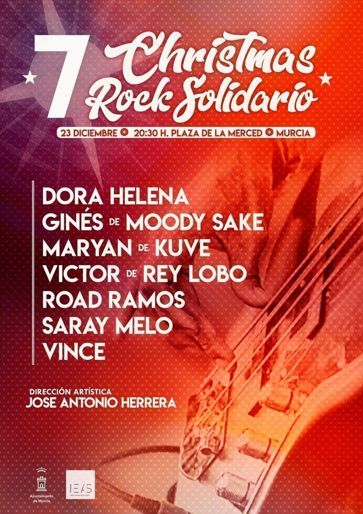 Christmas Rock Solidario 2018