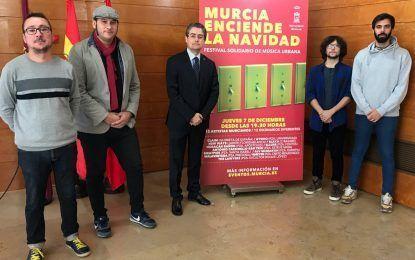 Murcia 'Enciende la Navidad' este jueves