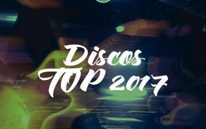 Los discos más top del año 2017