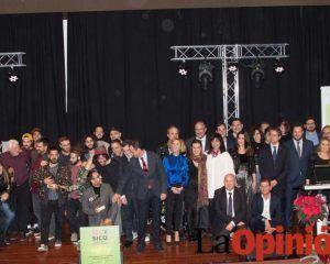 Así fue la I Gala de los Premios de la Música de la Región de Murcia