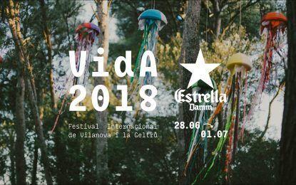 Vida Festival 2018: Confirmados y entradas