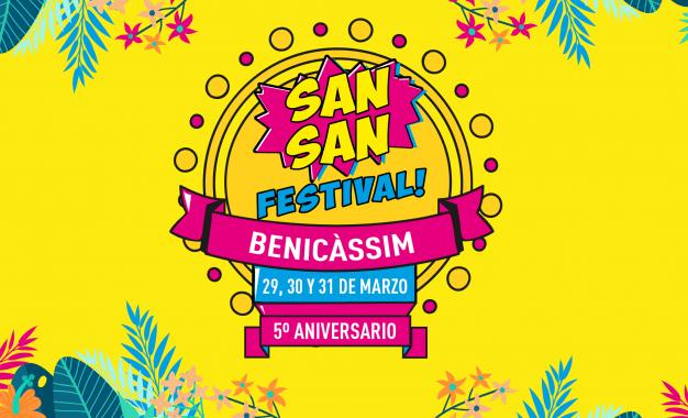SanSan Festival 2018: Confirmados y entradas